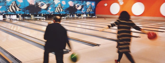Hollywood Super Bowling is one of Essen gehen.