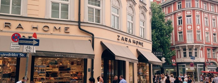 Zara Home is one of München.