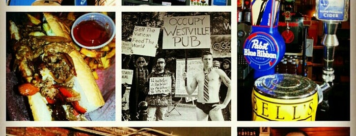 Westville Pub is one of Andrea'nın Beğendiği Mekanlar.