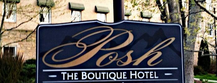 Posh The Boutique Hotel is one of Maria'nın Beğendiği Mekanlar.
