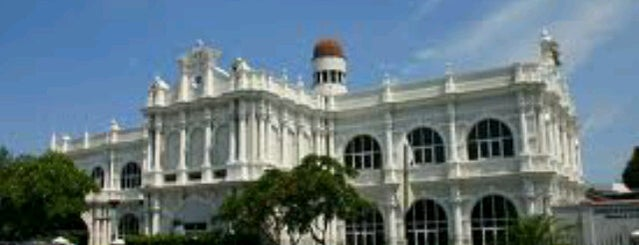 Penang State Museum & Art Gallery is one of Travel.