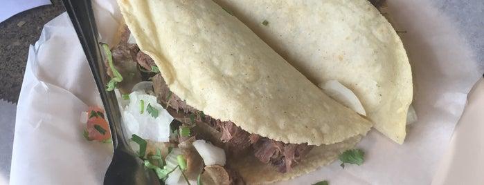 La Tapatia is one of Good eats 2.