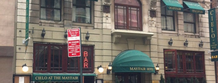Mayfair Hotel is one of Big Apple (NY, United States).