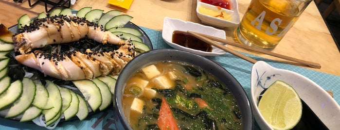 Izakaya Sushi is one of Comida japonesa y más.