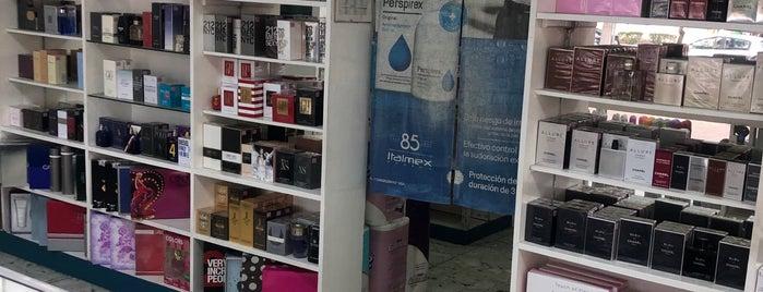 Farmacia San Isidro Coapa is one of Hugo A.'ın Beğendiği Mekanlar.