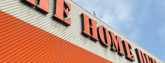 The Home Depot is one of Orte, die Armando gefallen.