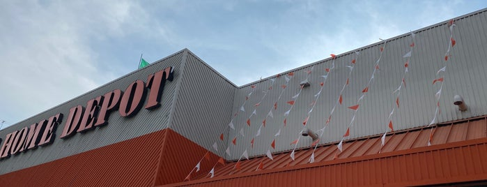 The Home Depot is one of Ma. Elenaさんのお気に入りスポット.