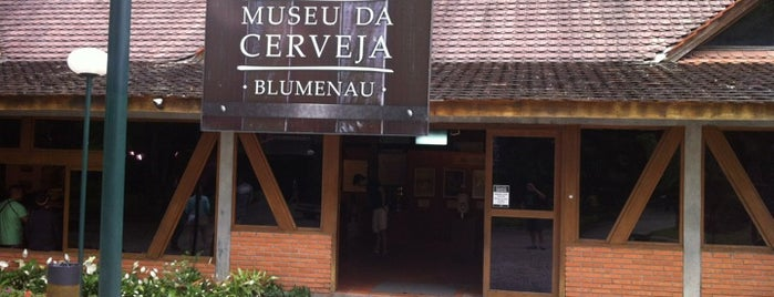 Museo de la Cerveza is one of Blumenau.