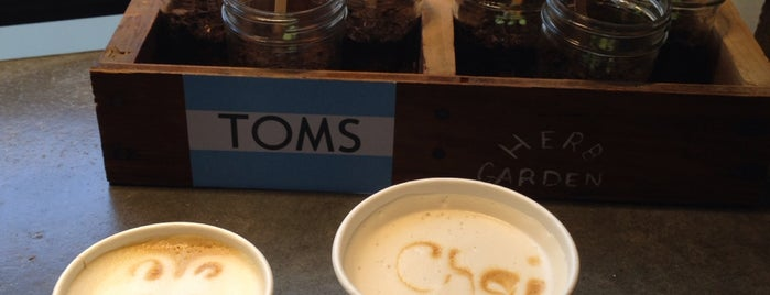 TOMS New York is one of Manhattan - Go Explore Your City.