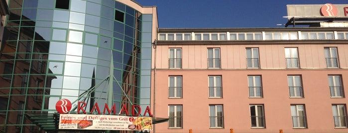 Michel Hotel Magdeburg is one of Kreditkartenakzeptanz in Magdeburg.