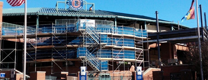 Durham Bulls Athletic Park is one of Baseball Stadiums in U.S.A..