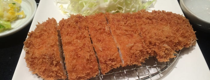 Tonkatsu Maisen is one of Japan.
