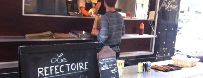 Le Réfectoire is one of PARIS - Food.