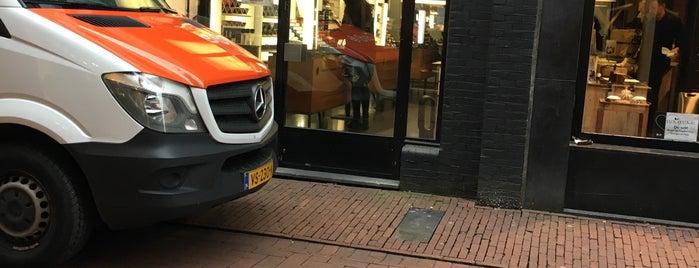 MAC Cosmetics is one of Amsterdam○○.