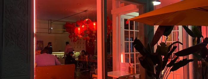 Money Cat Vietnamese Kitchen is one of NYC BK WilmsBrg.