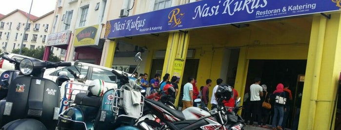 RZ Nasi Kukus is one of b.