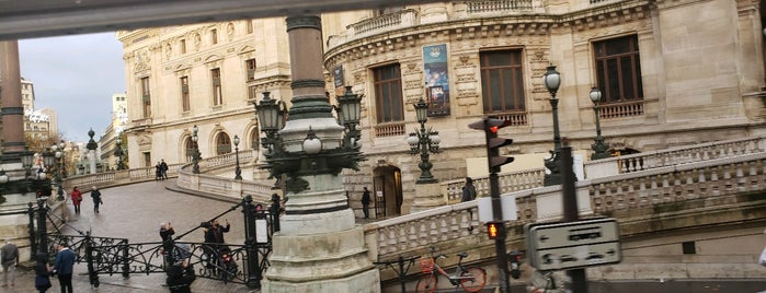 Place Charles Garnier is one of paris.