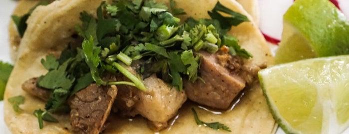 Taqueria Izucar is one of Tacos.