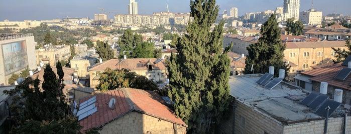 Bezalel Hotel Jerusalem is one of Jerusalem.