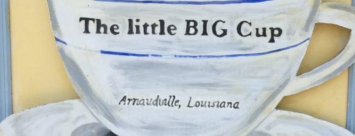 The Little BIG Cup is one of สถานที่ที่ Austin ถูกใจ.