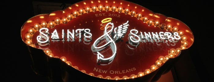 Channing Tatum's Saints & Sinners is one of Bruno's USA Highlights.