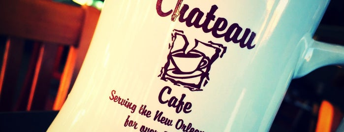 Chateau Cafe is one of Coffee shops.