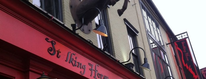 The Stalking Horse Tavern is one of Places I've Reviewed.