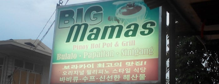 Big Mama's Pinoy Hot Pot & Grill is one of ramtixさんのお気に入りスポット.