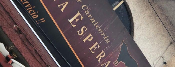 Carnicería La Esperanza is one of Posti che sono piaciuti a GloPau.