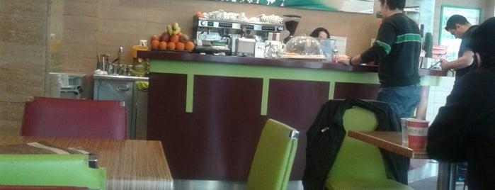 Το Σπιτικό is one of Been There Cafe And Sweets.