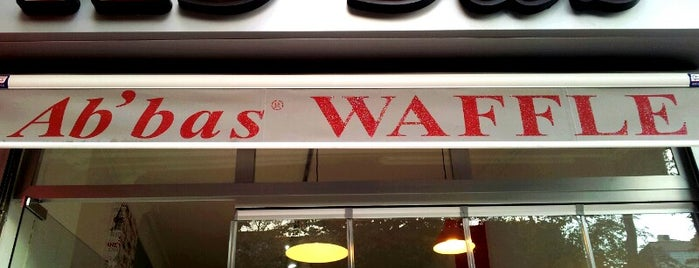 Ab'bas Waffle is one of ....