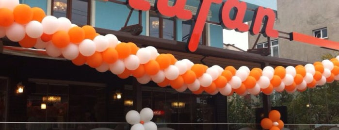 Tufan Cafe & Bistro is one of Tempat yang Disukai GüL ✔.