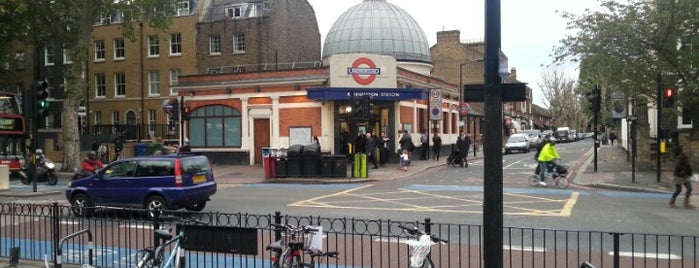 Kennington London Underground Station is one of LDN COOL PLACES.