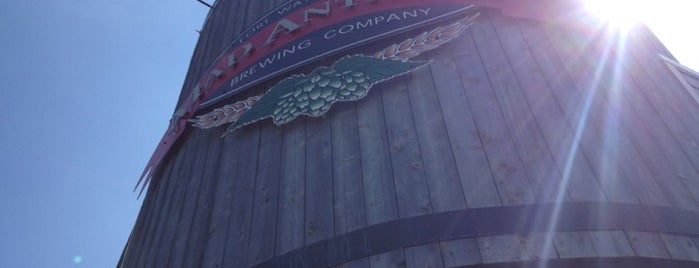 Mad Anthony Brewing Company is one of AJさんのお気に入りスポット.