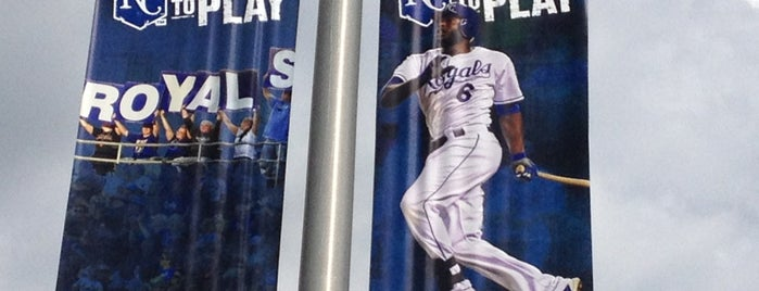 Kauffman Stadium is one of All Things Sporting Venues....