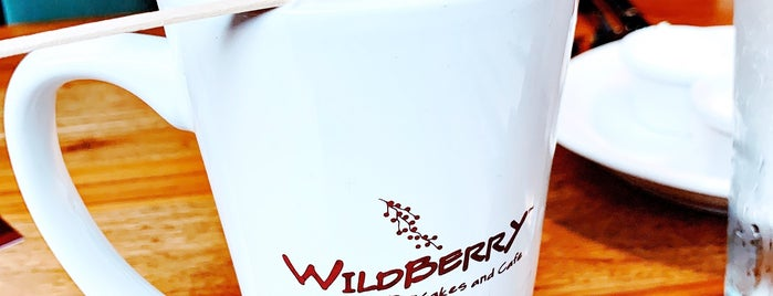 Wildberry Pancakes & Cafe is one of Posti che sono piaciuti a Figen.
