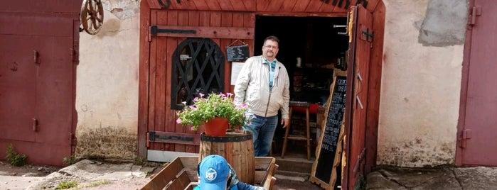 Старый каретникъ is one of Vyborg.