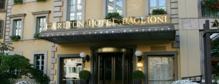Carlton Hotel Baglioni is one of Milano.