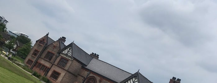 Ordsall Hall Museum is one of Greater Manchester Attractions.