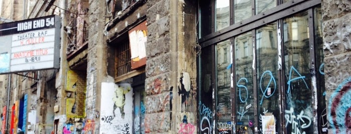 Tacheles is one of Berlin Calling.
