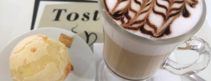 Tostare Café is one of Lieux sauvegardés par Marcelo.