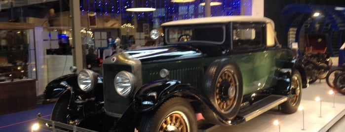 Autoworld is one of Best visits in Brussels.