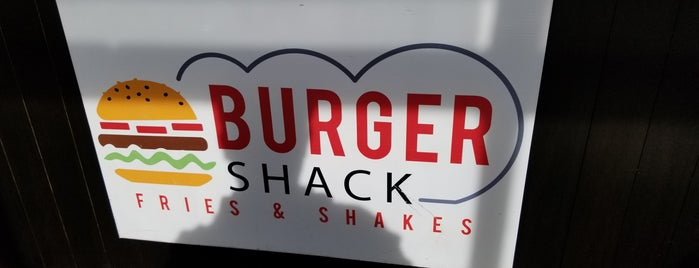 Burger Shack is one of Burger Joints.