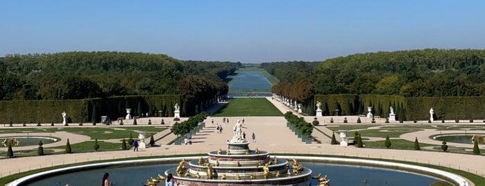 Gardens of Versailles is one of Paris.