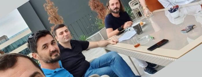Antalya İş İnsanları Derneği is one of Ferhan 님이 좋아한 장소.