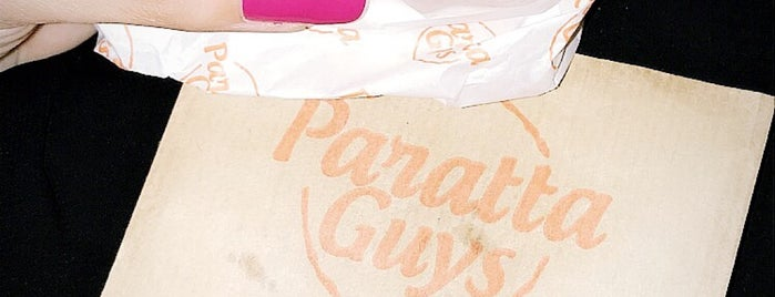 Paratta Guys is one of SWEET.