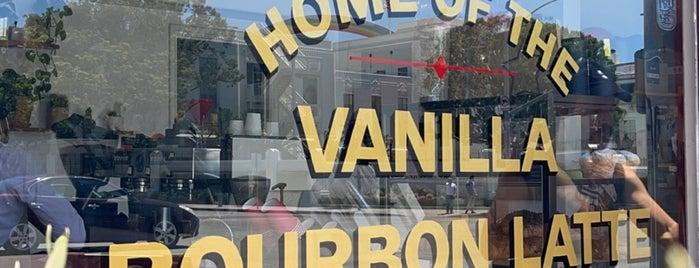 Super Domestic Coffee is one of LA.
