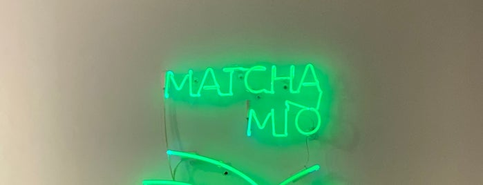 Matcha Mio is one of Lugares por visitar.