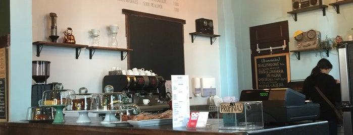 Cafe Rec is one of สถานที่ที่ POORdesigner.com ถูกใจ.