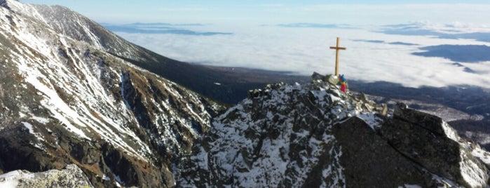 Predné Solisko (2 093 m) is one of Turistické body v TANAP-e.